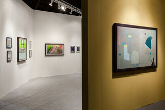 John Martin Gallery at Spring Masters New York 2015, installation view