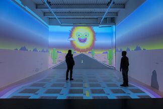 """Ben Jones """"Road Trip II"""", installation view"""