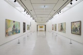 Effusive Vitality: Chuang Che Retrospective, installation view