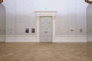 Jahn und Jahn at Art Brussels 2021, installation view