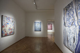 Marina Cruz - Read between the lines, installation view