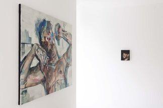 Andrew Salgado: The Misanthrope, installation view