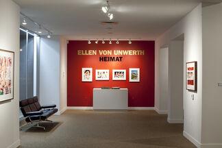 Ellen von Unwerth - Heimat, installation view