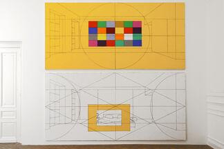 Matt Mullican, installation view