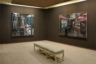'There is no there there' Yuan Yuan Solo Exhibition, installation view