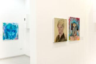 Amal Al Aathem Ebtisam Al Saffar and Moudhi Al Hajri exhibition, installation view