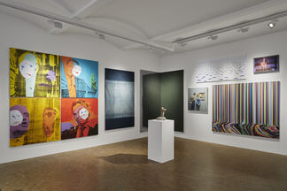 5 Years at Heddon Street, installation view
