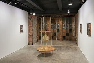 Kelly Akashi: Long Exposure, installation view