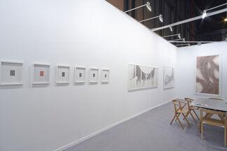 Sabrina Amrani at ARCOmadrid 2015, installation view