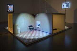 Aaron Graham & Bryan Morello – Send Cycle, installation view