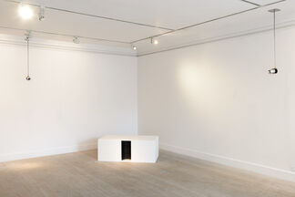 The Flux, and I, installation view