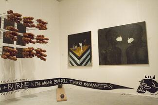 Baang + Burne at CONTEXT Art Miami 2013, installation view