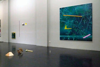 Abstract Gardening, installation view
