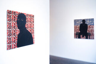 Silence, installation view