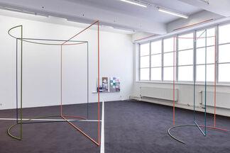 José León Cerrillo - The New Baroque, installation view