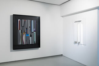 Christian Megert, espace sans limite, installation view