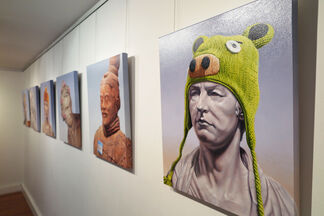 Matthew Quick   Based on a True Story, installation view