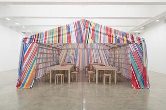 Meschac Gaba, installation view