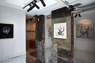 Flying Awareness, installation view