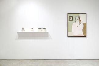 George Schneeman: Going Ape, installation view