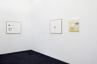 Jürgen Partenheimer «One Hundred Poets» | Part 2, installation view