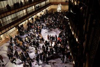 New York City Ballet Art Series Presents JR, installation view