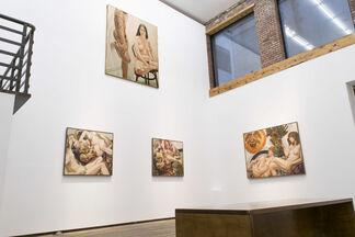 Pearlstein| Warhol | Cantor, installation view