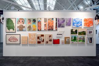 UNION Gallery at London Art Fair 2019, installation view