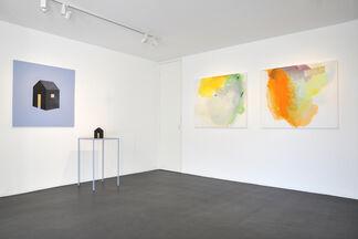 Italo Bressan and Marco Pellizzola: Viaggio nell'ombra, installation view