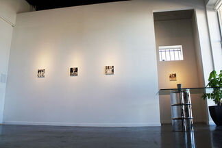 When a Man's House is Finished, installation view
