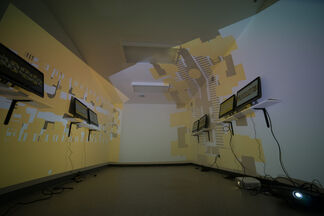 Three States, installation view