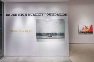 The Bruce High Quality Foundation: Isles of the Dead, installation view
