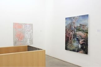 SUMMER IN THE CITY, installation view