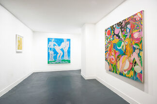 Figure It Out, installation view