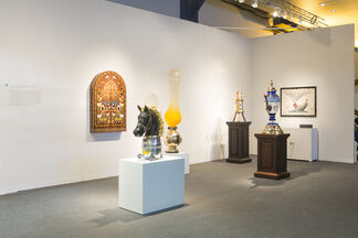 Chamber at The Armory Show 2016, installation view