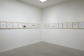 Sean Scully: Horizon, installation view
