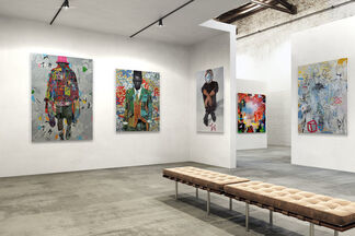 Montague Contemporary at 1-54 London 2020, installation view