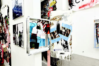 A GRAVE NEW WORLD, installation view