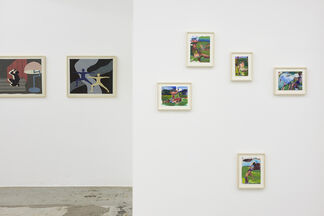 In Midst of the Worst, the Best of Times, installation view
