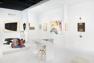 Helwaser Gallery at The Armory Show 2019, installation view