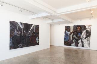Raquel van Haver, Metro 54, installation view