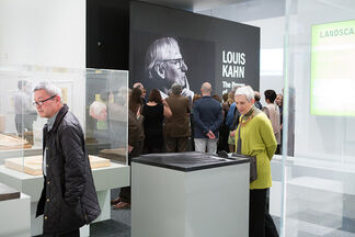 Louis Kahn: The Power of Architecture, installation view