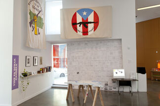 ¡Presente! The Young Lords in New York, installation view