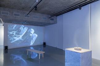 Inside an event, installation view