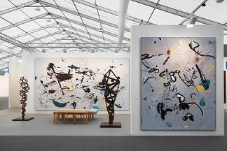 Victoria Miro at Frieze London 2015, installation view