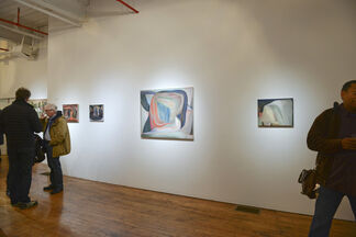 Lucy Mink - it's got me, it's got you and Farrell Brickhouse - Wishes, Prayers and Offerings, installation view