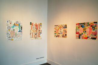 Cisco Jimenez: Sounds from the Archeological Time Machine, installation view