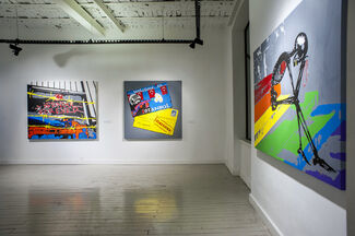 A.I.R, installation view