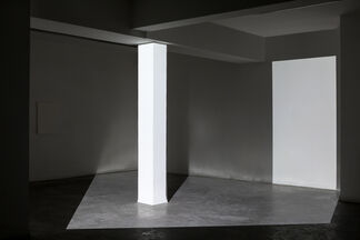 On the Decomposition of a Plane, installation view