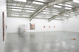 George Little - Split Bisque, installation view